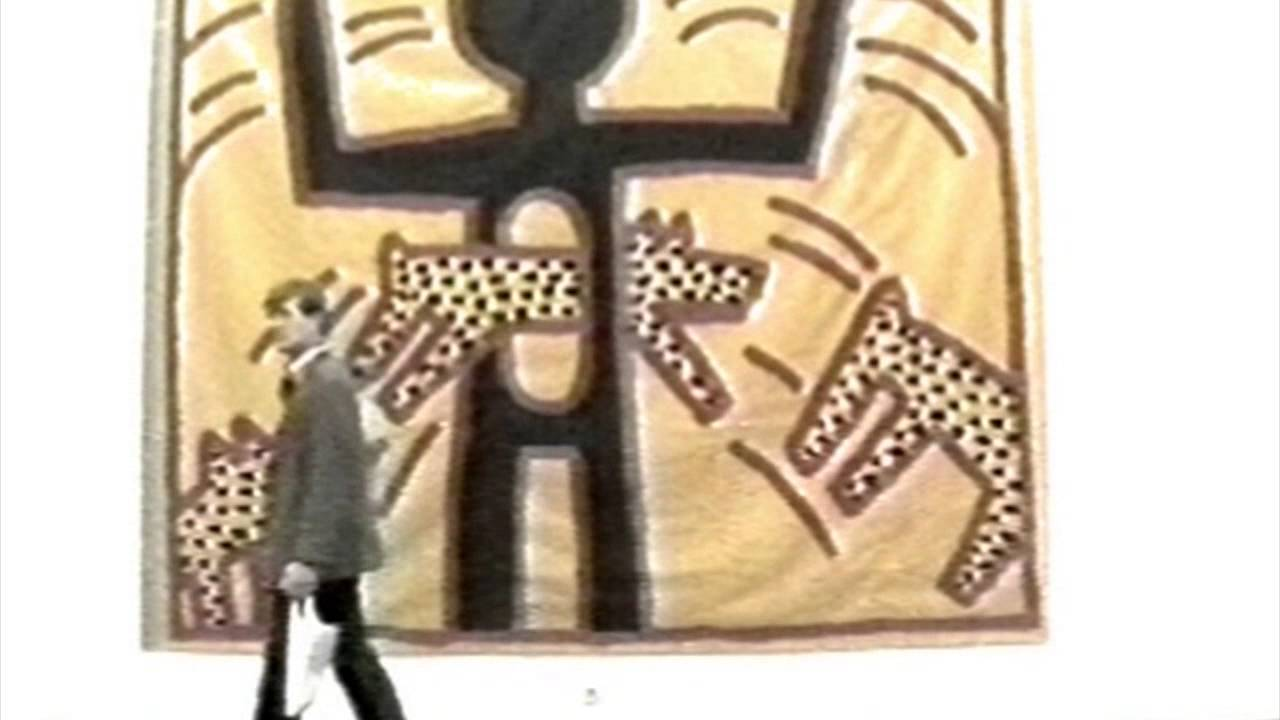 Keith Haring interview