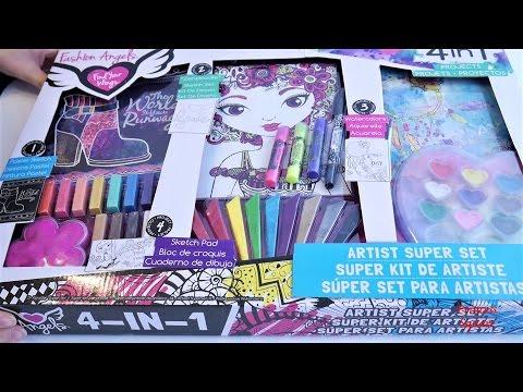 Makeup Artist Fashion Angel Kit