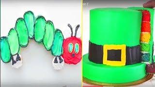 Best Satisfying Cupcake Decorating Compilation 🎂 Most Amazing ...
