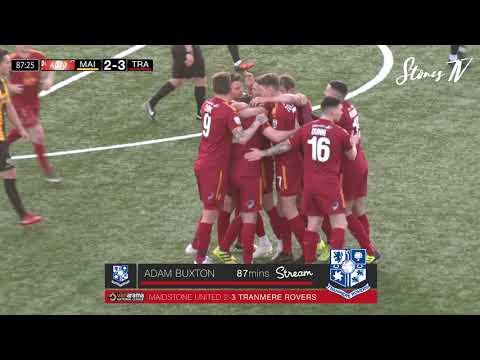Maidstone United Vs Tranmere Rovers (25/02/18)