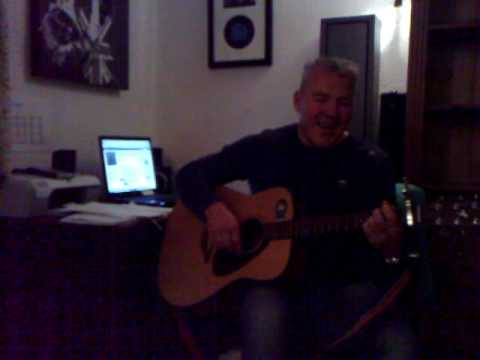 oasis listen up acoutic cover.