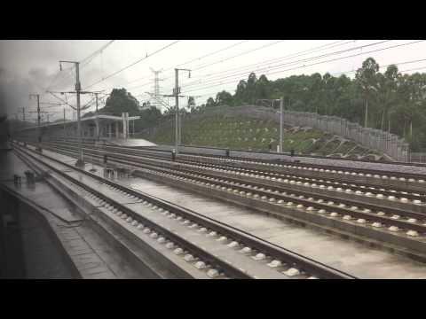 China Railways High-Speed HD: Riding CRH2A-2330 on Train D2837 (VVVF Sound Capture) 5/22/15