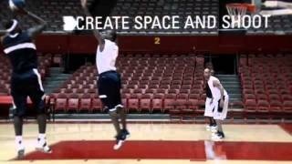 Уроки баскетбола от Леброна Джеймса