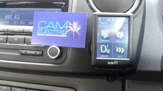 Bury CC9068 fitted to VW Amarok