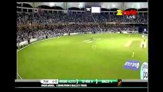 "Pakistan vs Australia, 2nd T20 ""07/09/2012"" Super Over"