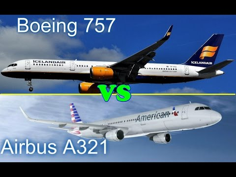 Airbus A321 vs Boeing 757 | Always Flying