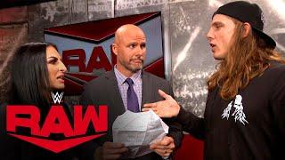 Riddle channels Randy Orton to earn a Battle Royal spot: Raw, June 28, 2021