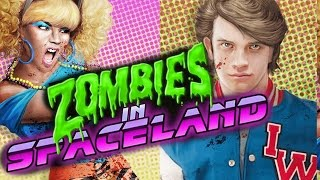 ZOMBIES IN SPACELAND Gameplay Call of Duty Infinite Warfare Zombies LIVE