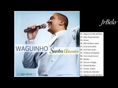 cd waguinho gospel 2012