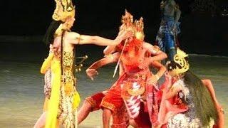 AWESOME Ramayana Ballet - SUBALI GUGUR - Yayasan Roro Jonggrang - Prambanan Indonesia [HD]