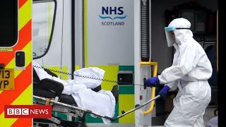 Coronavirus:  deaths surge above 26,000 in new official figures - BBC News
