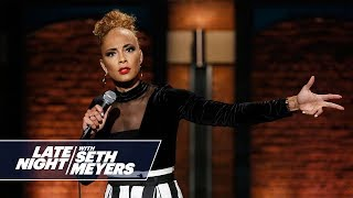 Amanda Seales Stand-up Performance