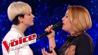 Richard Cocciante – Il mio rifugio | Elvya Gary VS Giuliana Danze | The Voice France 2015 | Battle streaming