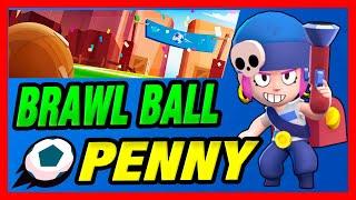 Penny en Brawl Ball BRAWL STARS