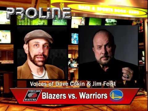 Proline Daily: NBA Hawks/Wizards, Blazers/Warriors Game 2, Free Pick, April 19, 2017