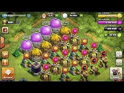 CLASH OF CLANS MOD APK!!! 2018 2019 (LATEST VERSION)