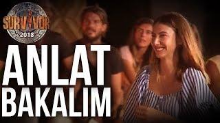 Birleşme gecesinde Anlat Bakalım heyecanı! | 69. Bölüm | Survivor 2018
