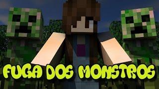 Minecraft - FUGA DOS MONSTROS (The Monster Maze)