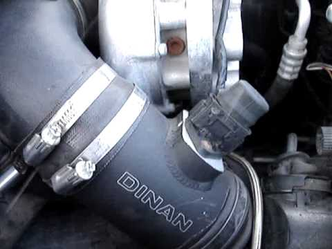 2002 BMW X5 DINAN WITH VORTECH SUPERCHARGER