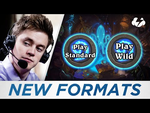 Reynad Reacts to the upcoming Wild and Standard formats