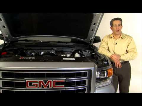 EcoTec3 Technology   All-New GMC Pickup Truck   2014 Sierra 1500