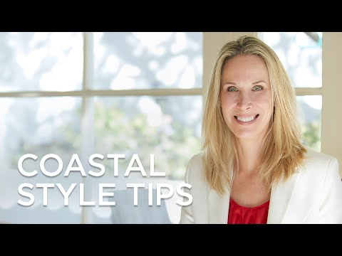 Coastal Style Decor and Beach House Decorating Tips & Ideas from Lamps Plus