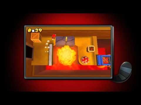 3DS Super Mario 3D Land Trailer