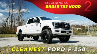 "CLEAN Ford F-250 2.5"" inch Carli Suspension Set-Up"