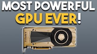 NVIDIA Announces MOST POWERFUL GPU EVER and HUGE Games at VGAs!
