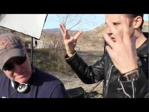 NICOLAS CAGE loses his mind on the set of GHOST RIDER 2.