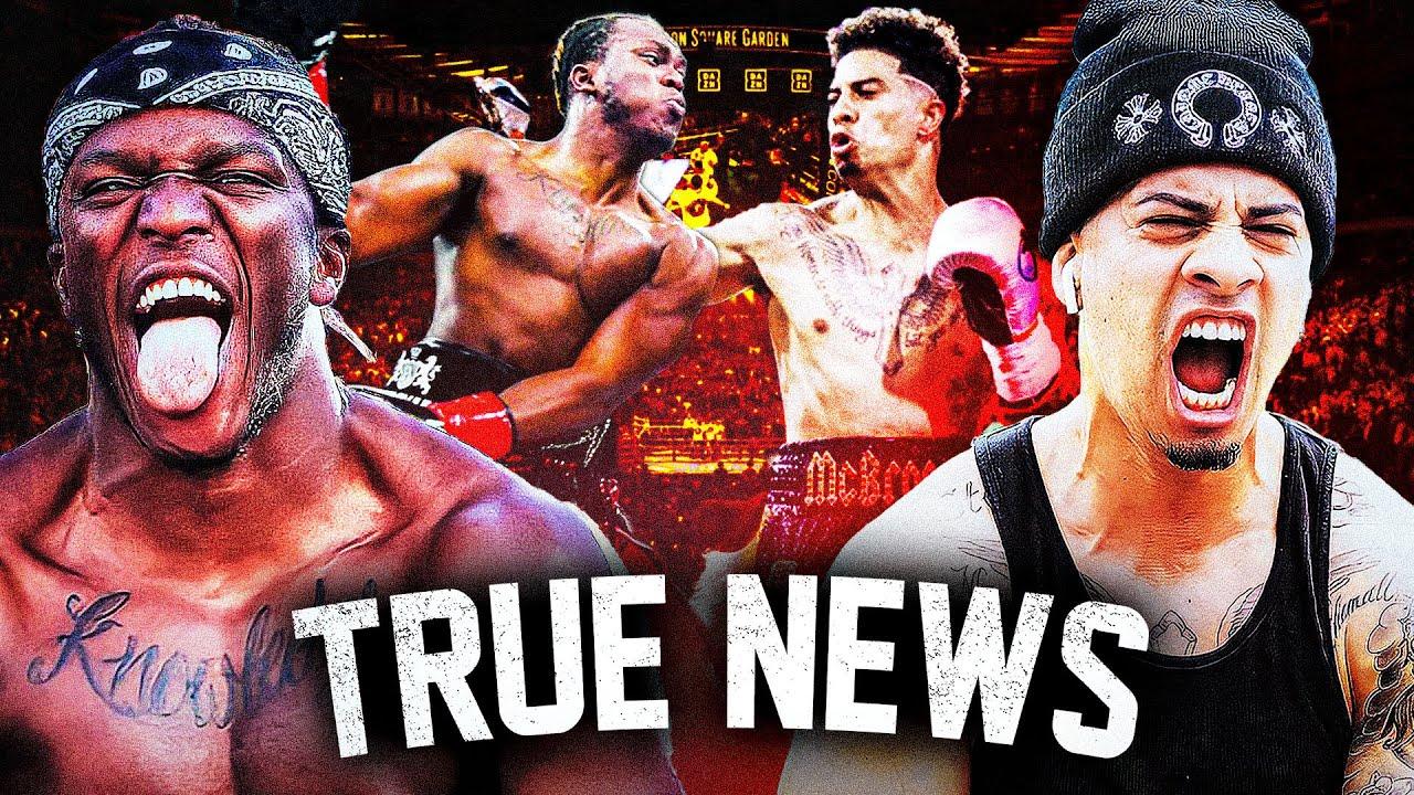 KSI vs AUSTIN MCBROOM - YouTube's Next Super Fight