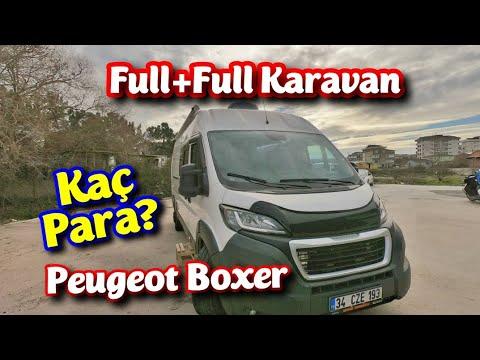 DK karavan / 15 m3 Fiat Ducato Yeni İmalat Gösterim
