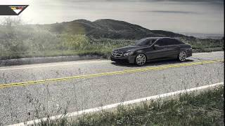 Vorsteiner Mercedes-Benz E63 AMG 2014 Videos
