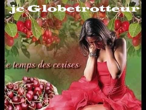 Nana Mouskouri / Le temps des cerises - YouTube