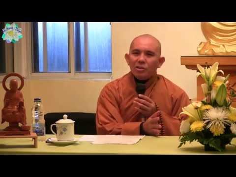 Triết lý về Tiền Bạc theo Quan Niệm Đạo Phật , Thích Đồng Thành, Canada 2015 10 04