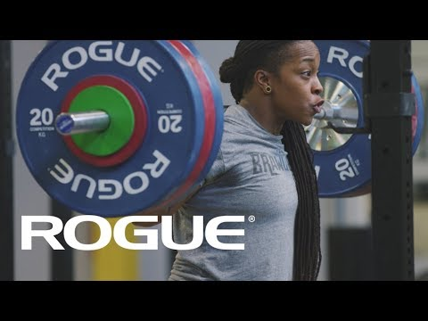 Team USA Weightlifting at Rogue HQ