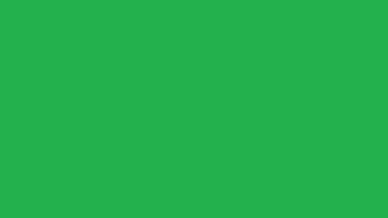 Green Screen Wallpaper For 1 Hour 60 Minutes 169