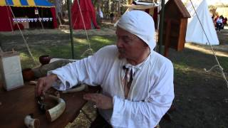 Abbey Festival 2015 - Praxis - Sounds Medieval - Instruments Explained