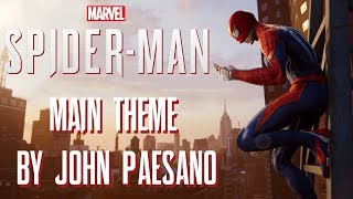 Marvel's Spider-Man (PS4) Main Theme (Clear Version)