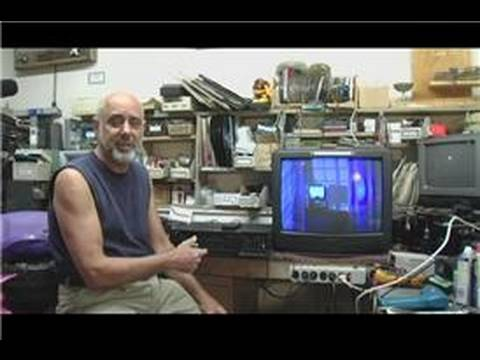 VHS & VCR Repair : How to Diagnose VCR Problems