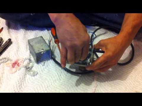 Port valve diagnosis and repair