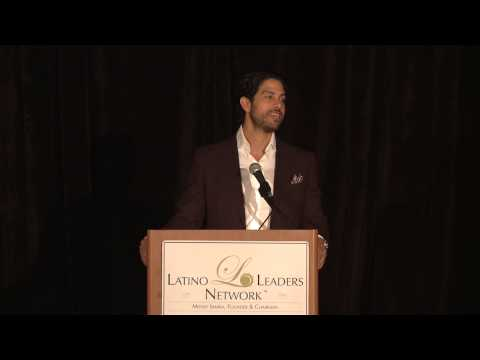 Remarks by Adam Rodriguez on May 22, 2014