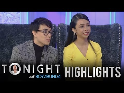 TWBA:  Edward admits that he and Maymay are 'partners-in-crime'