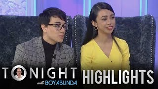 TWBA:  Edward admits that he and Maymay are
