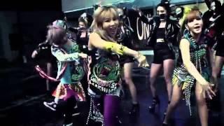 2NE1 - UGLY [HD/MV]
