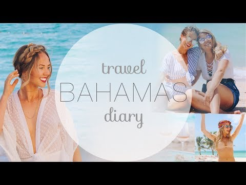 WEEKEND IN THE BAHAMAS | Travel Diary!