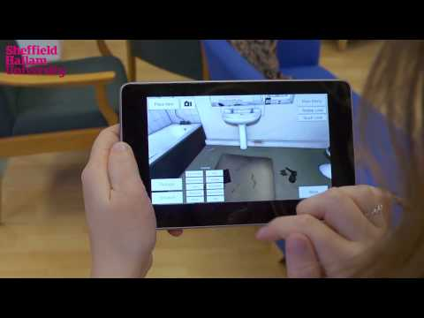 3D Forensic Android App