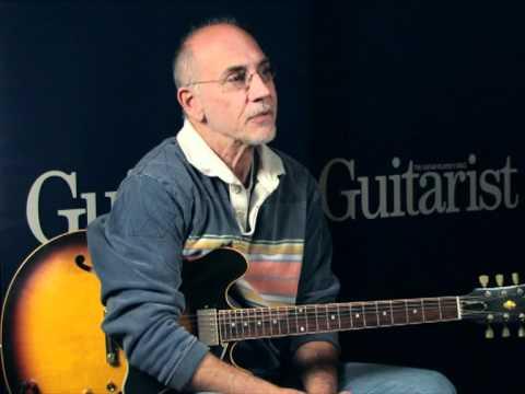 Larry Carlton Tunings video tutorial Guitarist Magazine