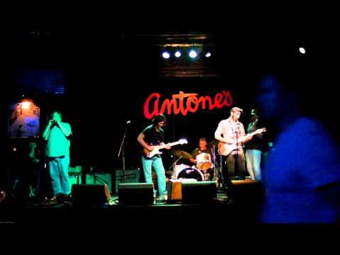 Austin Blues Society Jam - Antone's, Austin, Texas - Aug 6, 2012