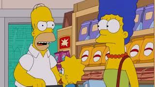 Симпсоны - самые смешные моменты (The War of Art)